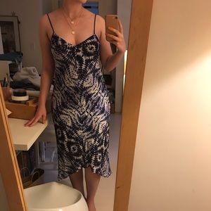 100% Silk Slip Dress 🌊